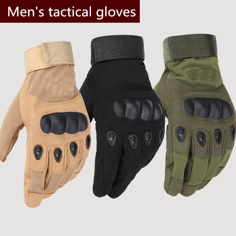 Hot sale tactical gloves outdoor cover finge army gloves