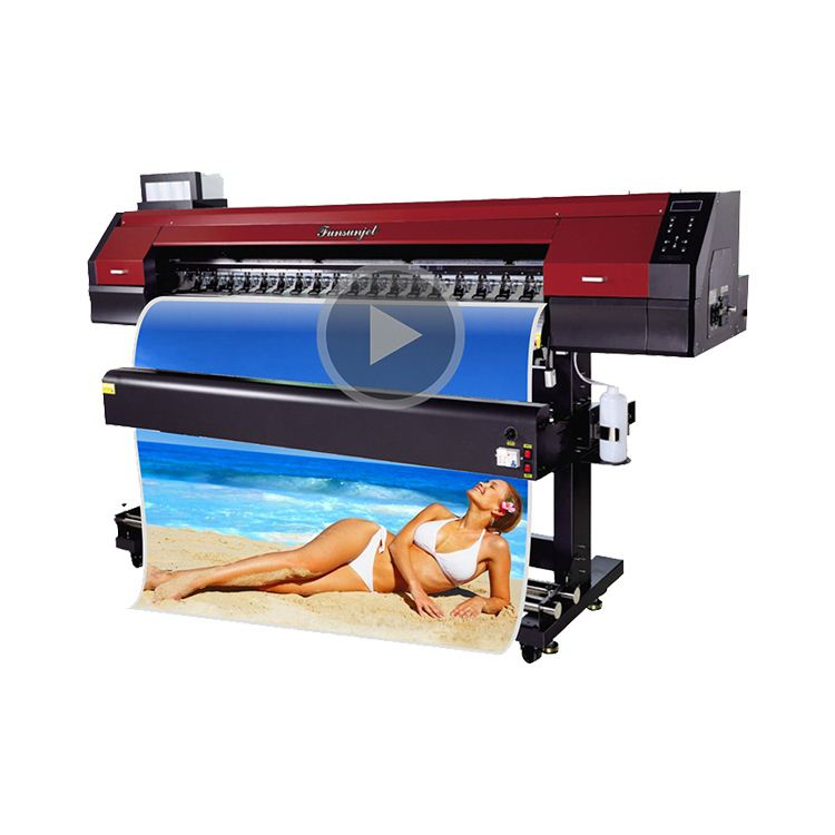 Professionelle 1,7 mt fabrik t-shirt sublimation drucker/digitale textildruckmaschine