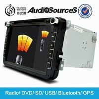 car audio system for VW golf iv car dvd with navigation bluetooth SD USB phonebook radio HD video OPS IPAS SWC