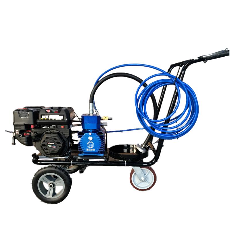Factory supply gasoline engine cold spraying road lane marking machine road marking machine for sale