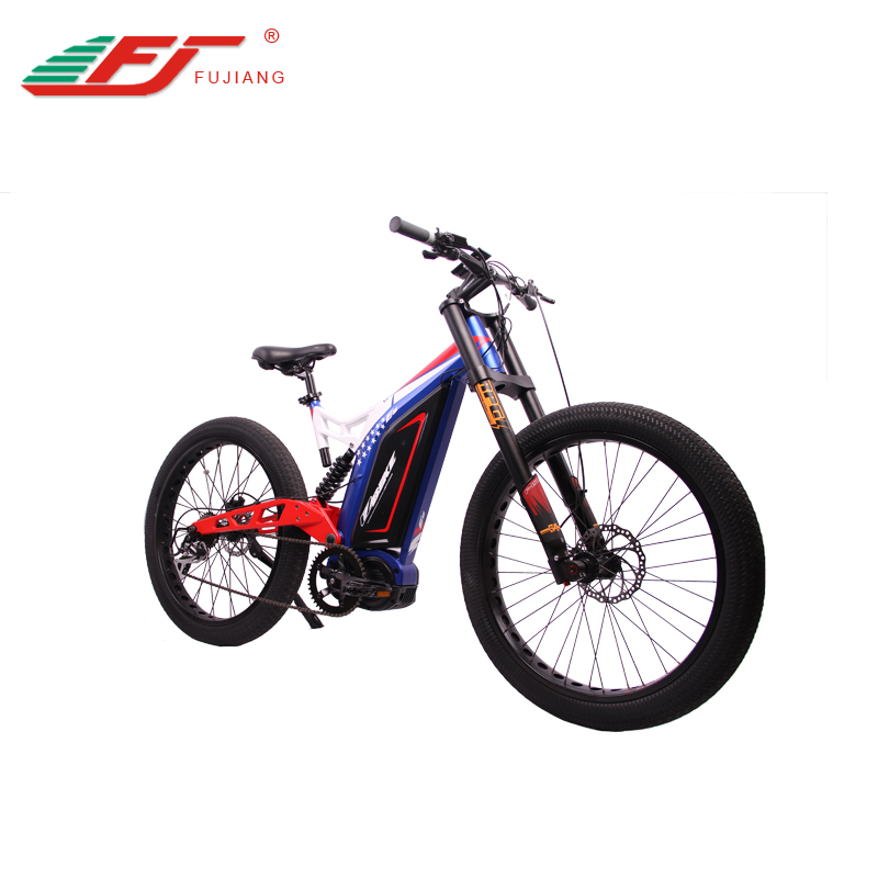 Self designed electric retro bicycle off road stealth bomber e bike for sale in china, N/a