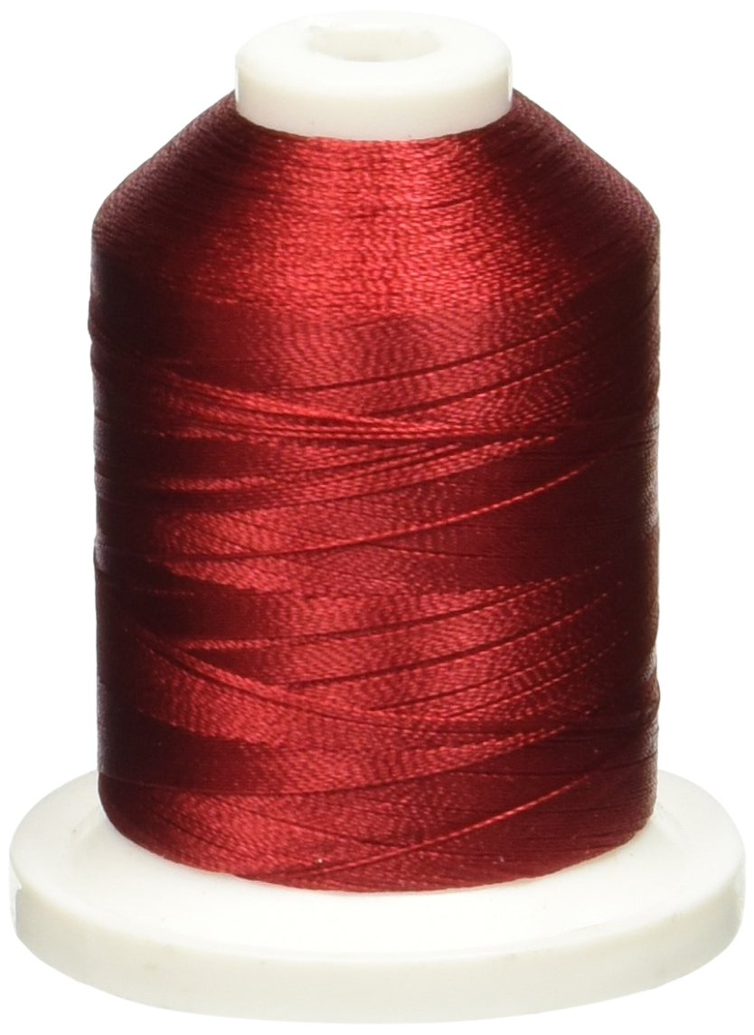 Robison-Anton Rayon Super Strength Thread, 1100-Yard, Pro-Red