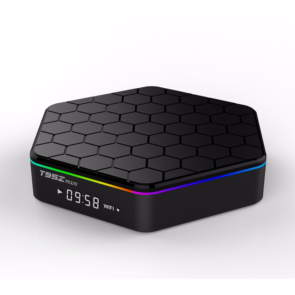 T95z Amlogic S912 Android 6.0 <strong>Set</strong> <strong>top</strong> <strong>Box</strong> Dual-band wifi 2G 16G Kodi 4k <strong>media</strong> <strong>box</strong>