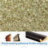 Woodworking Profile Wrapping Adhesive | Hot Melt Glue for Furniture Usage