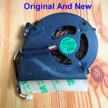 Original New CPU Cooling Fan For Acer Extensa 5235 5635 5635ZG ZR6 Laptop Series ADDA AB0805HX-TBB CWZR6 4 Wires Free Shipping