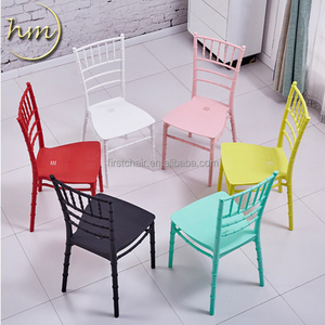 Hot Sale Restaurant Banquet Hotel Wedding PP Plastic Chair