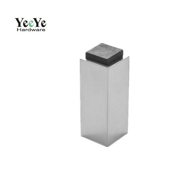 bathroom door stopper durable silver wall mounted catch type china supplier stainless steel door stops