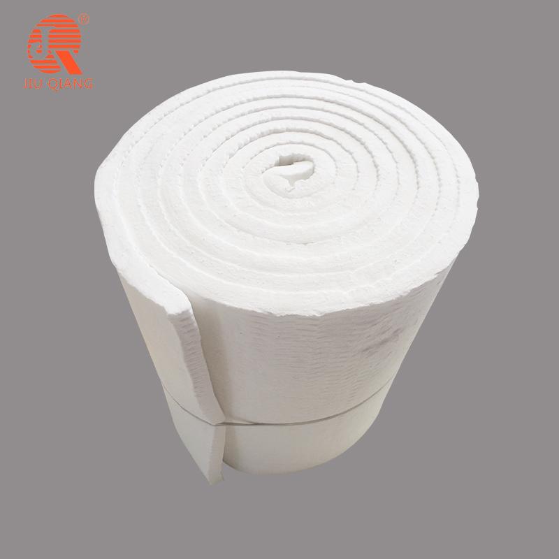 25 мм толщина одеяло керамика волокно для фольги покрытием 1260C