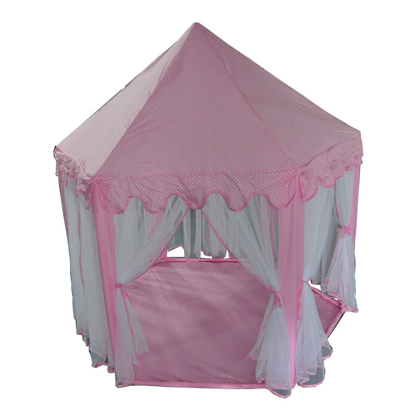 Ningbo J&D 140*135cm Top Quality Kids Pirate Children Play Tent with Promotion