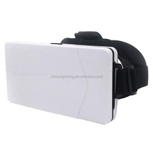 Virtual Reality 3D 4D 5D digital cinema glasses suitable for Indoor Movie and personal cinema