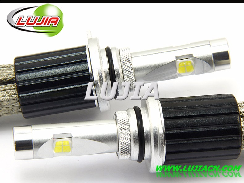 creee XHP70 H11 LED Headlight bulb 9005 / high performance L7 60w LED Headlights bulb kits 9005 H11