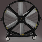 High Pressure Air Blower Movable Cooling Industrial Ventilation Exhaust Stand Fan