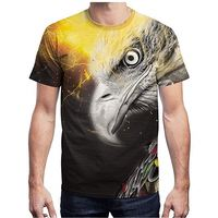 Brand New Wolf 3D T Shirt With Low Price