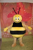 Bee Plush Movie Character Cartoon Mascot Costume