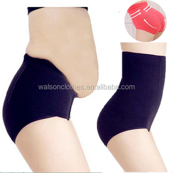Walson Seamless Women Fashion High Waist Slimming Control Panties Body Shaper Corset Shapewear