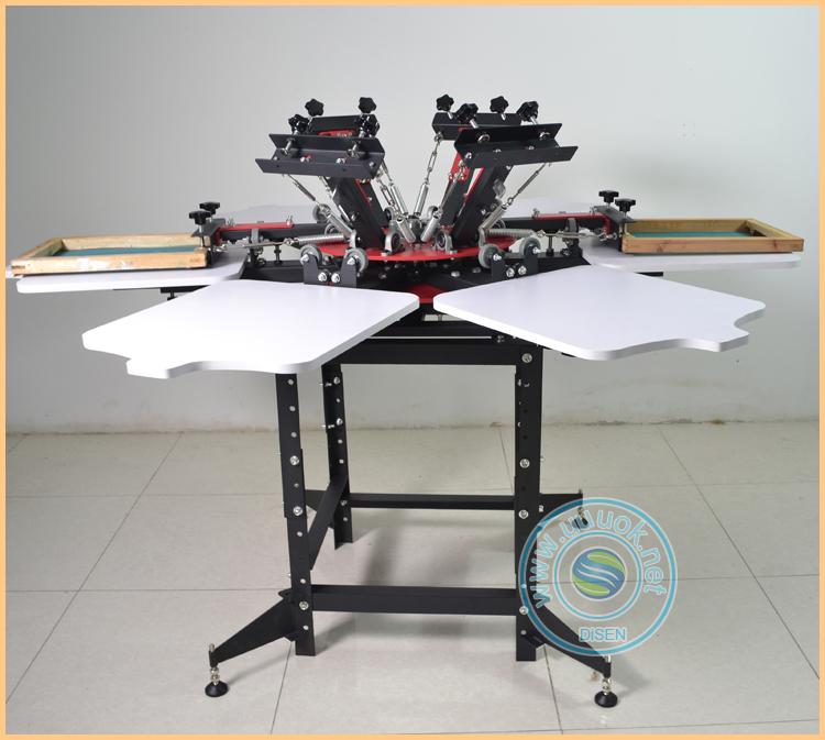 Industrial screen printing machine roll to roll for t-shirt cylindrical manual screen printer dtg t shirt printing machine price