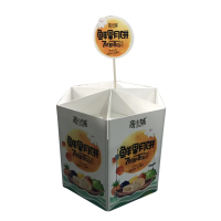 High quality store display rack shelf stand for packaging food candy snack beverage brands