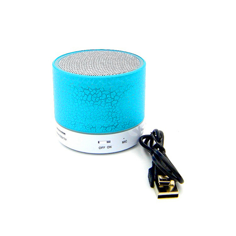2018 High Quality Wireless Bluetooth Mini Portable <strong>Speaker</strong> With Usb Cable