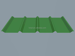 Clips Lock Metal Roofing