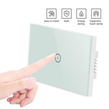Waterproof Z-wave Lighting Timer Touch Screen Wireless Smart Light Sensor  Switch - Buy Light Sensor Switch,Smart Light Sensor Switch Product on