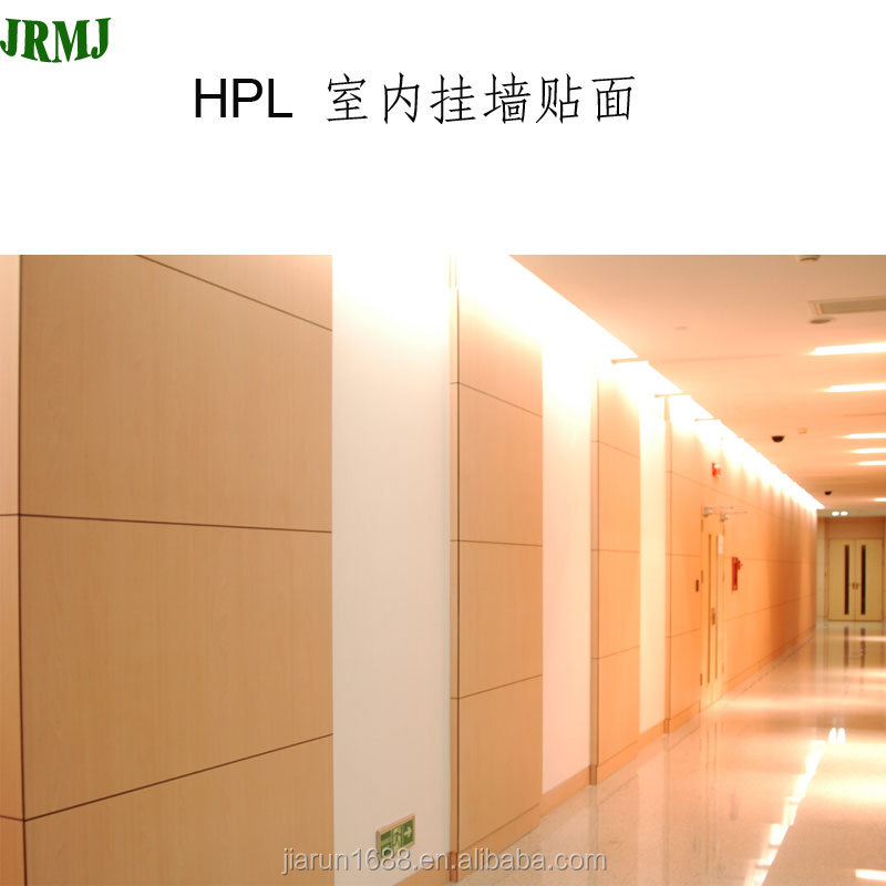 Factory direct supply new HPL board wall cladding