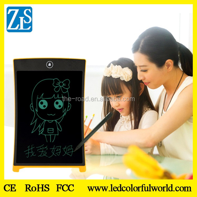 2017 Popular Boogie Board 8.5-Inch LCD Writing Board Kids