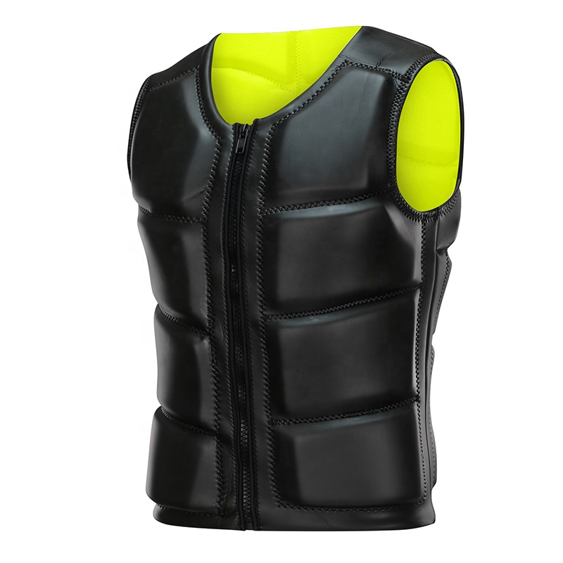 2019 New SBART Factory Price Adults Neoprene Swim Vest Surf <strong>Life</strong> <strong>Jackets</strong> Men for Safety