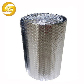 China factory high quality aluminum foil car heat insulation