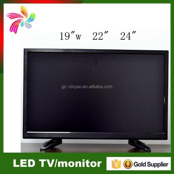 China Cheap Flat Screen Lcd Samsung Tv Big Screen 23.6 24 Inch On ...