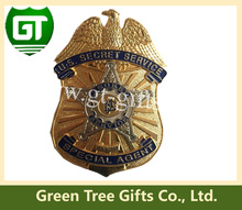 Top Quality wholesale soft enamel badge with pin and roller on back