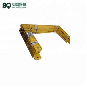 Manufacturer in China liebherr tower crane mast tie collar