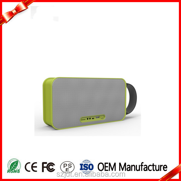 2016 Wholesale 10W Speaker WiFi Portable Speaker with Power Bank 10000 mAh
