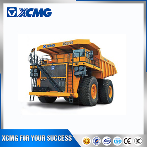 XCMG xde300 giant articulated dump truck for sale