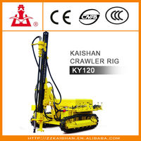 KY120 earth drilling rig equipment(machine)