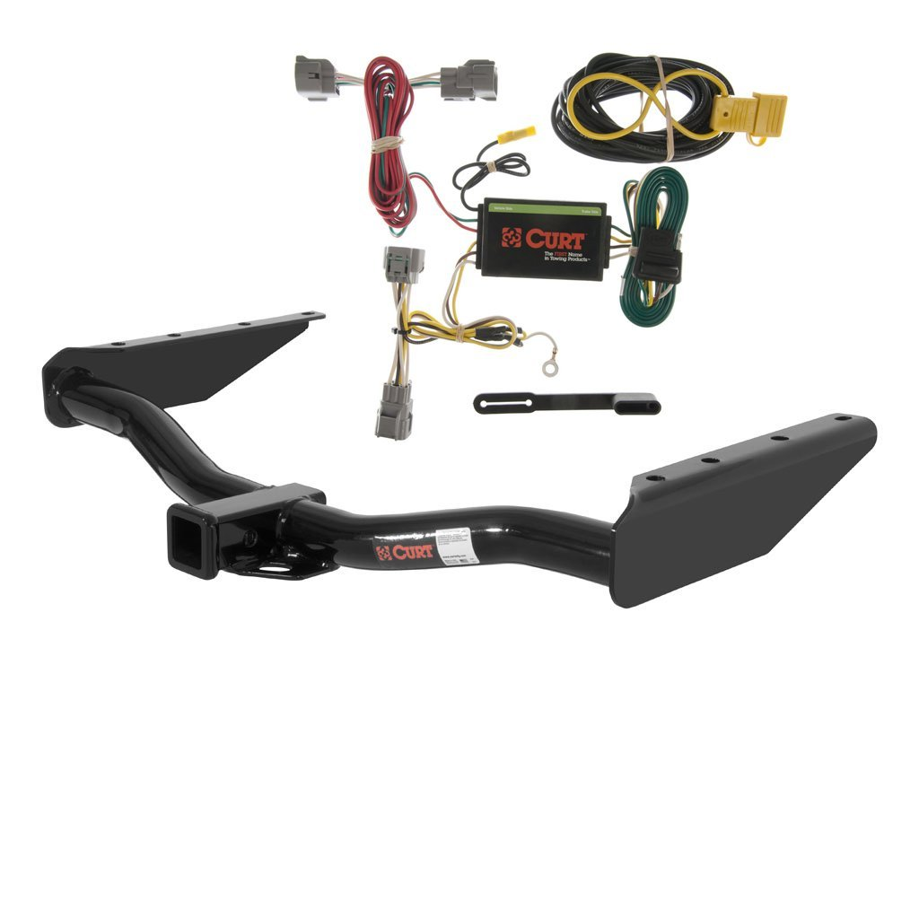Get Quotations · CURT Class 3 Trailer Hitch Bundle with Wiring for  1994-1998 Jeep Grand Cherokee -