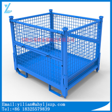 Heavy Duty Wire Container and Pallet Mesh Cage