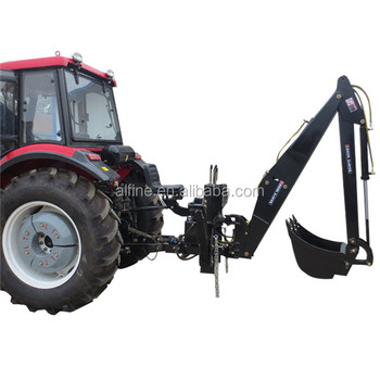 Hot selling easy operation backhoe loader from china
