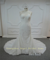Wholesale backless sexy mermaid alibaba new arrival wedding dresses bridal 2017