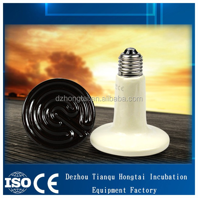 high quality Highly heat-resistant heating lamp for warming animals