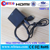 Manufacturer in Shenzhen Mini HDMI to vga converter audio wire