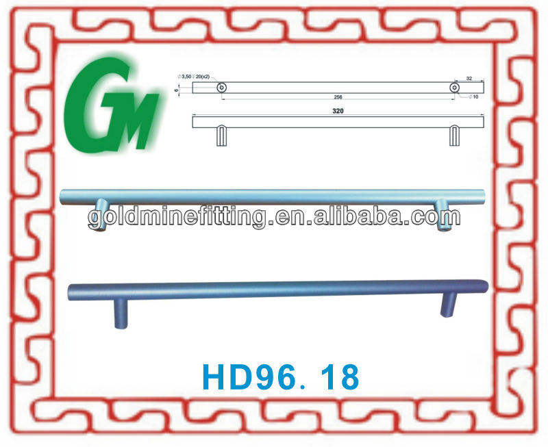 HD96.18 Furniture hardware functional plastic thomasville furniture handles