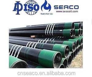 "2 3/8"" to 20"" API 5CT Casing and Tubing J55/N80/L80/P110 Steel Casing Pipe with premium thread"