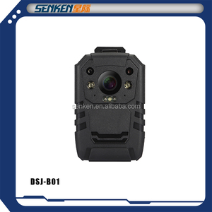 HDMI&AV port IP67 Security ip police body video Camera with GPS and WIFI option