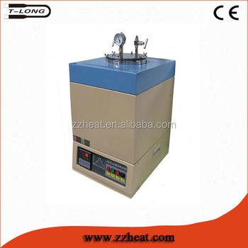 1200c Laboratory Crucible Muffle Furnace Oven Equipment