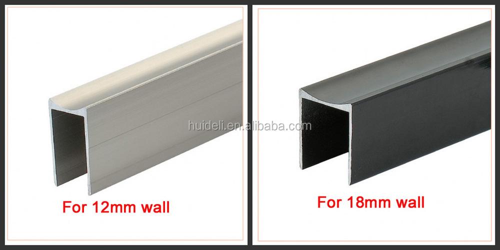 Aluminum Extrusion Aluminum Extrusion U Channel