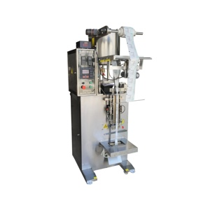 Full automatic Vertical liquid filling machine sachet water packaging machine BST-320G