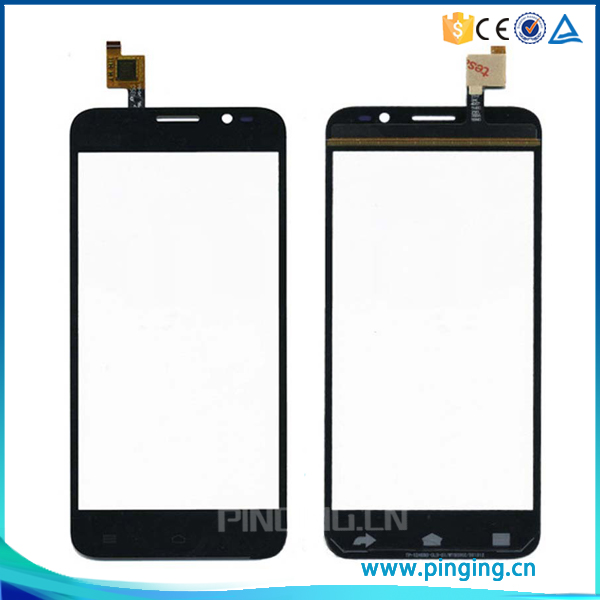 Wholesale Cell Phone Parts Touch Panel, For BLU Dash 5.0 D410 Touch Screen With Logo