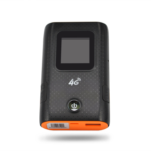 100Mbps Mobile Pocket Wireless Router Hotspot LTE 3G 4G WiFi Router