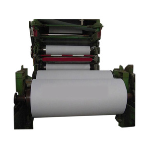 Professional manufacturers A4 Office Printing Copy Notebook Paper Machine Price