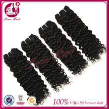 Like sunshine hort brazilian hair indian remy jerry curl weave wholesale popular hair bundles cheap weave hair online